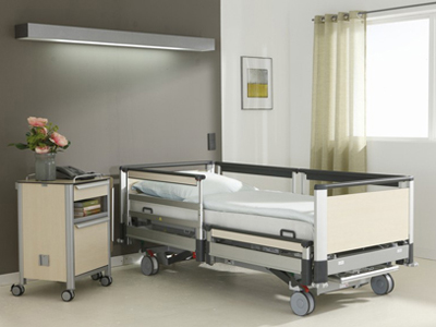 IMAGE 3 hospital bed was awarded!